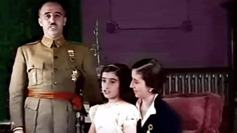 Los detalles más desconocidos de todos los miembros del clan Franco