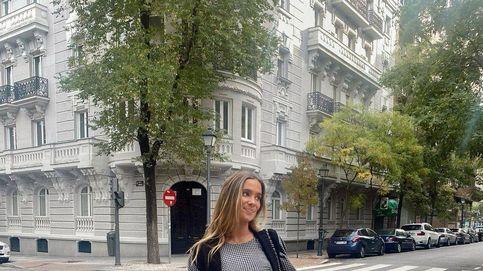 Los leggings efecto cuero de Calzedonia con los que María Pombo presume de tripita son virales en Instagram y muy estilosos