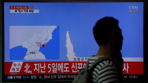 Corea del Norte intenta lanzar un misil sin éxito en plena escalada de tensión