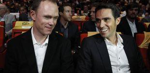Post de Froome acepta el reto de ganar el Giro (y los dos millones de euros de Israel)