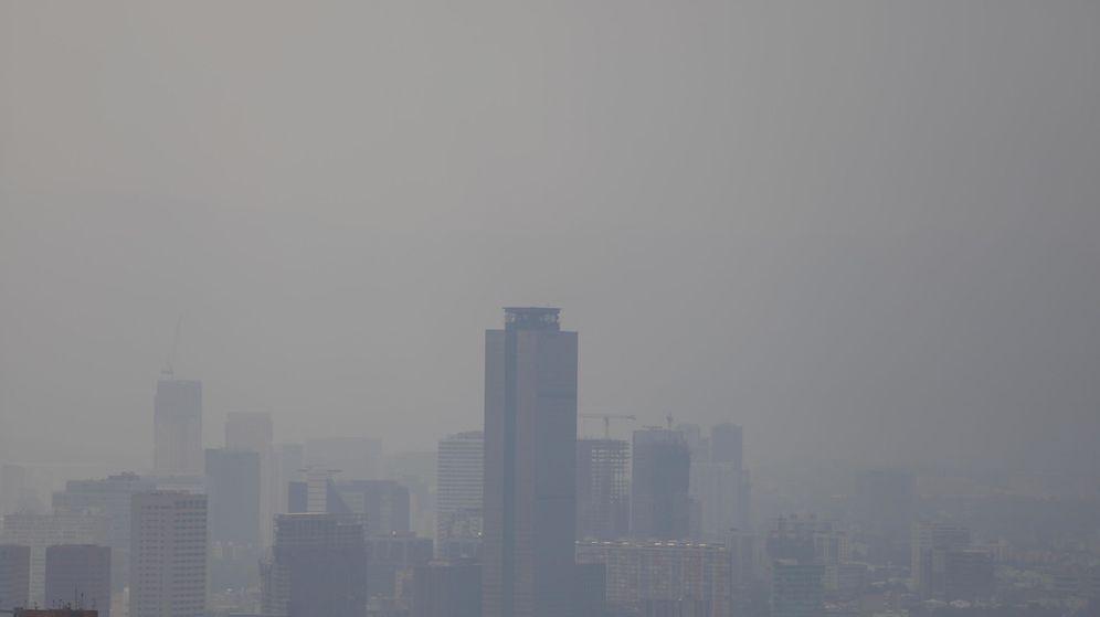 Foto: La contaminación es visible en ciudades y paisajes de todo el mundo