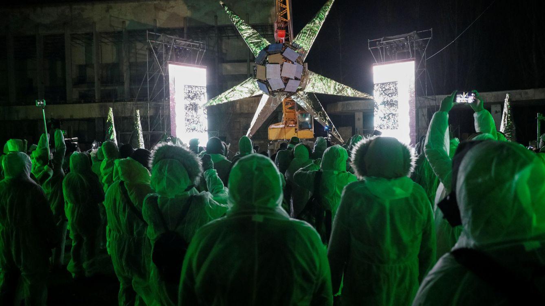 'Artefact', la primera fiesta 'rave' en Chernóbil desde hace más de treinta años