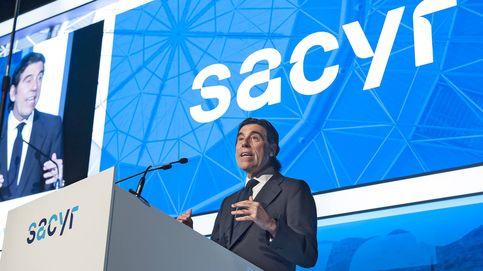 Sacyr crece con fuerza en el primer semestre y anuncia su retirada de Repsol