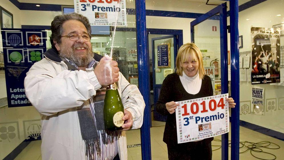 Foto: Lotería de Navidad. (EFE)