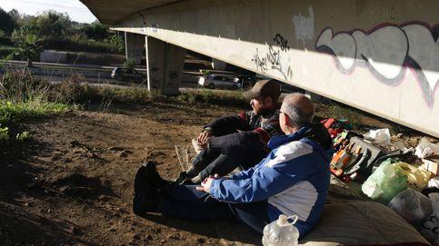 La ruta migratoria de los 'homeless' en España explicada por sus psiquiatras