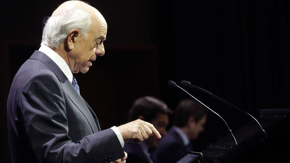 Foto: El presidente de BBVA, Francisco González (Efe)