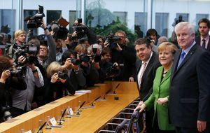 Merkel pacta la Gran Coalición más socialdemócrata de la historia