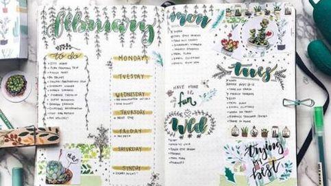 Rakugaki, lettering... Los millennials no solo se relajan dibujando mandalas