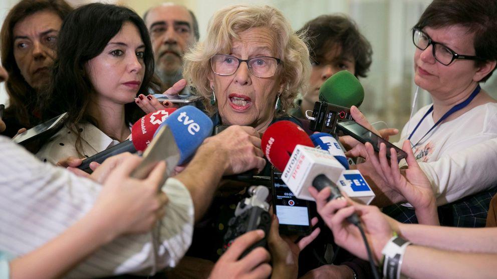 Carmena pide un pacto de Estado sobre inmigración para no improvisar