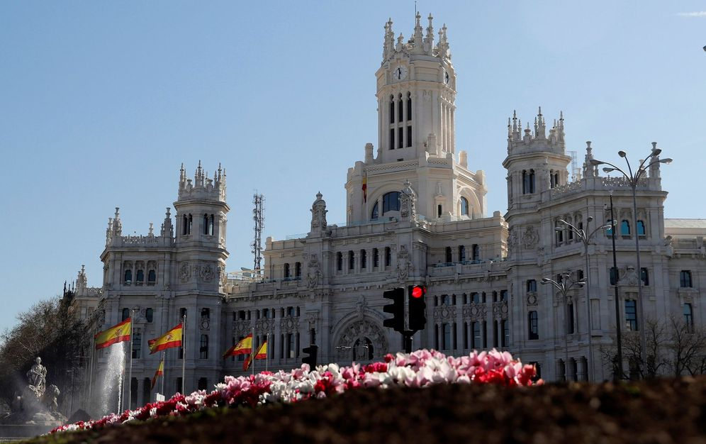 Foto: Palacio de Cibeles (EFE)