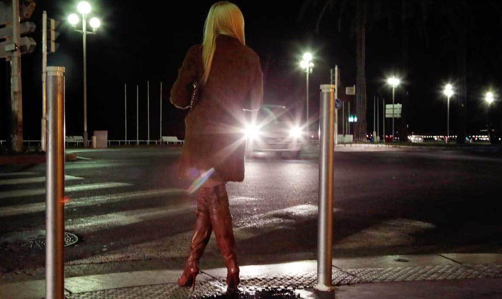 Fotografía de archivo de una prostituta. (Reuters)