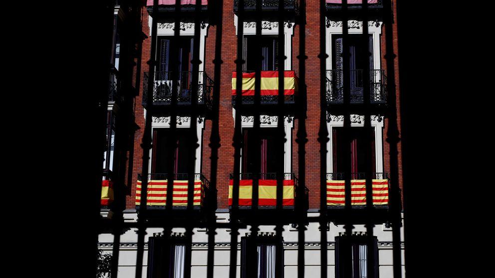 Esperemos que la España de los balcones no se convierta en la España de los Balcanes