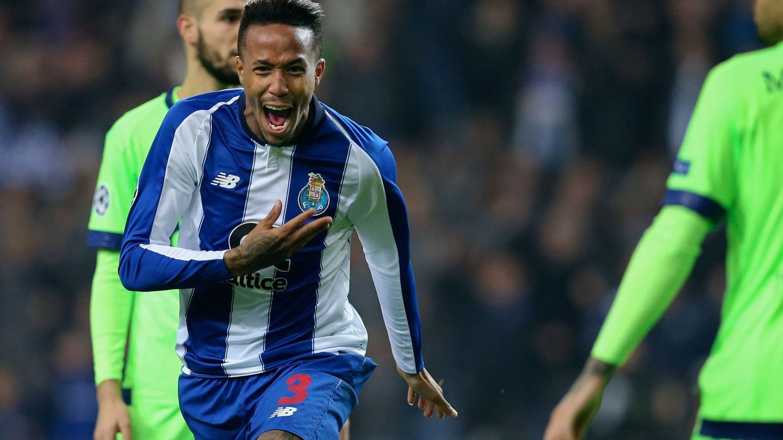 Militao ha jugado 24 partidos con el Oporto esta temporada. (EFE)