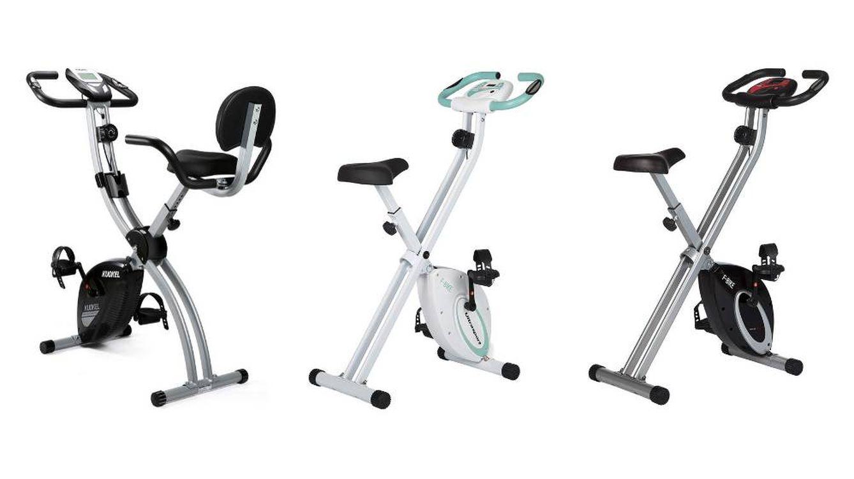Las mejores bicicletas estáticas plegables para hacer ejercicio en casa