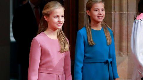 Por fin: así será la primera aparición de Leonor y Sofía durante el confinamiento
