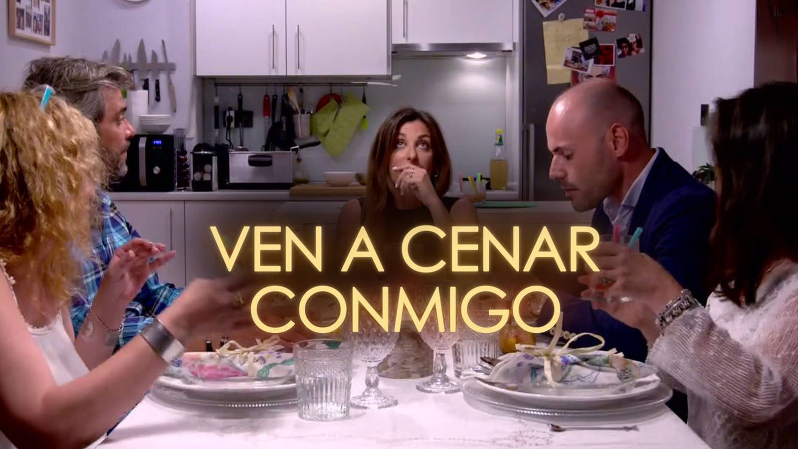 Ven a cenar conmigo 1x274 Espa&ntildeol Disponible