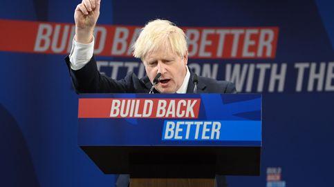 Boris ignora el caos y defiende su nuevo modelo económico: Soy el único con agallas