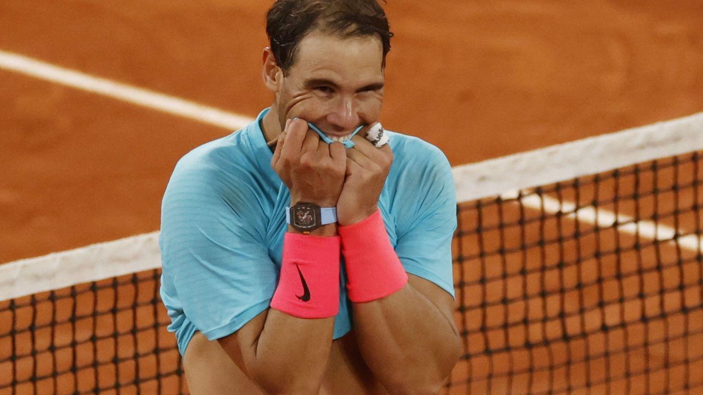 Nadal tritura a Djokovic, gana su 13º Roland Garros e iguala a Federer en Grand Slams