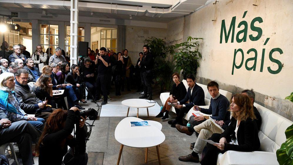 Foto: Más país presenta medidas económicas de cara a las elecciones generales. (EFE)
