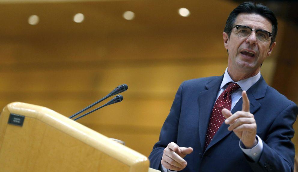 El ministro de Industria, Energía y Turismo, José Manuel Soria. (EFE)