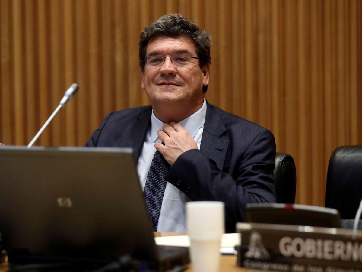 Foto: El ministro de Seguridad Social, José Luis Escrivá. (EFE)