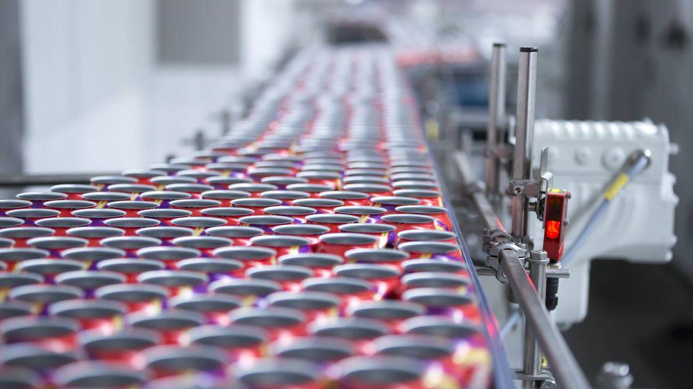 Foto: Todos los alimentos, como estas bebidas carbonatadas, han pasado por un complejo proceso de diseño. (iStock)