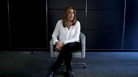 Susana Díaz: En el minuto uno llamaré a Pedro y a Patxi para reconstruir el PSOE