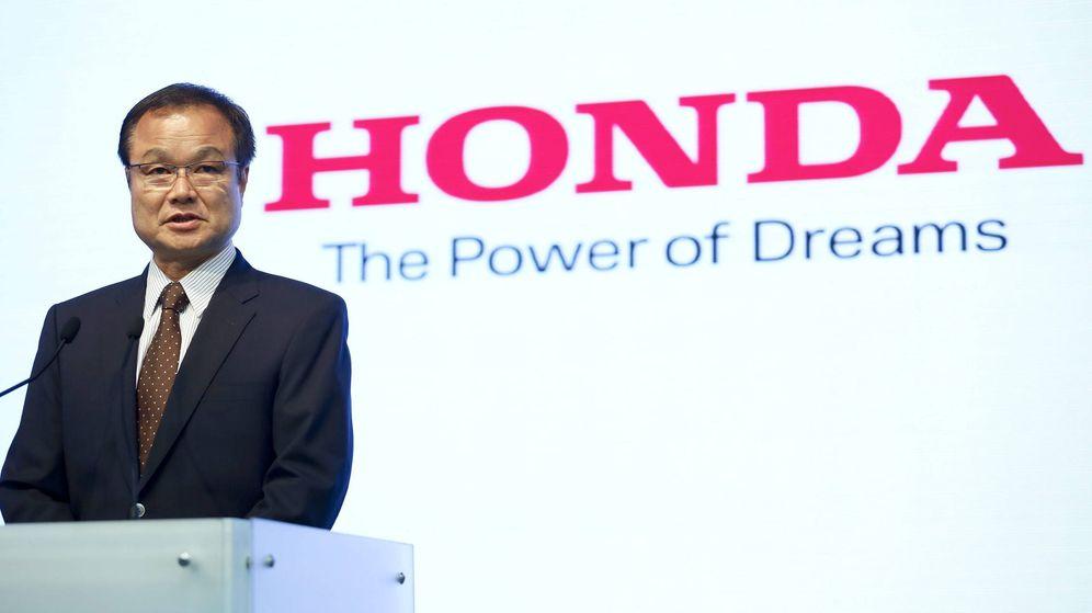 Foto: El presidente y director general de Honda Motor Co., Takanobu Ito (EFE/Kimimasa Mayama).