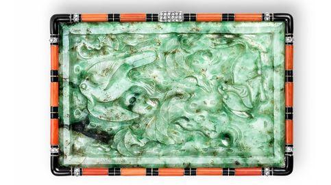 Los tesoros de jade de Cartier