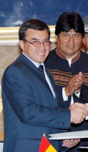 Bolivia dice en Suiza que la medida niega el derecho universal a 20 millones de personas