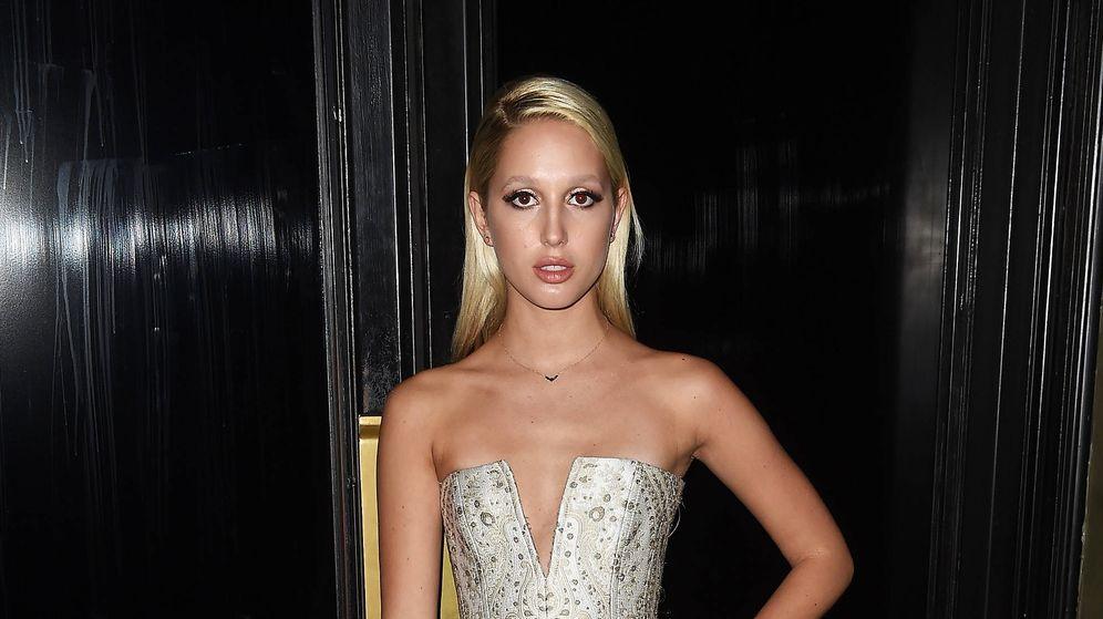 Foto: La princesa en la fiesta posterior a la Gala MET 2016. (Getty)