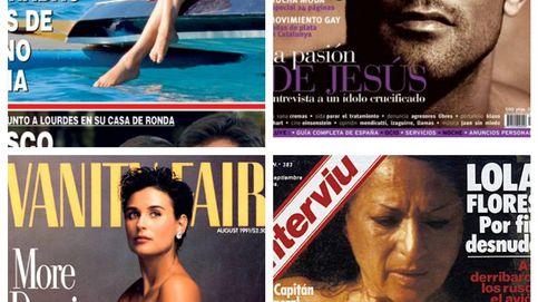 De Jesucristo Vázquez a las'lolas'Flores: 10 portadas que hicieron historia