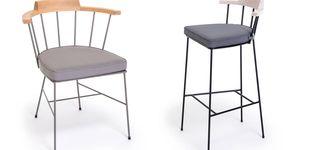 Post de MIM: simplicidad y pureza en una silla majestuosa