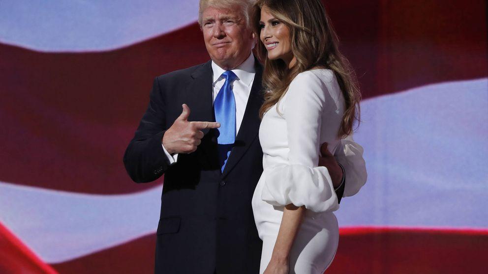 Melania, la mejor arma de Donald Trump para llegar a la Casa Blanca