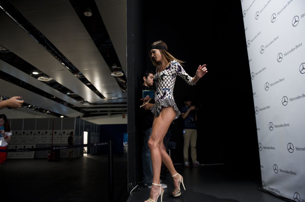 Foto: Todos los secretos de la Mercedes-Benz Fashion Week Madrid