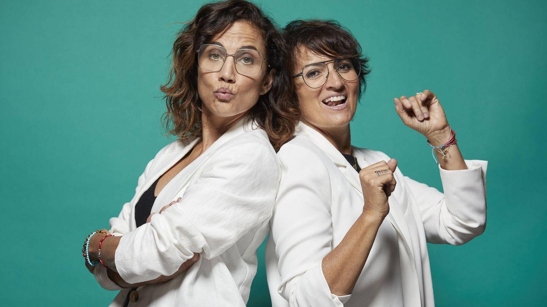 Toni Acosta y Silvia Abril. (Podimo)