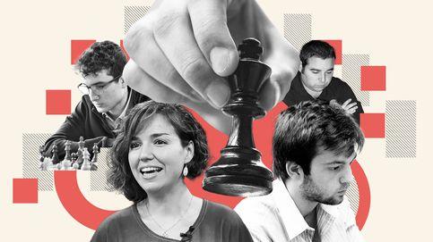 Así vive la élite del ajedrez español: cuatro grandes maestros resuelven todas tus dudas