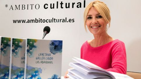 Cayetana Guillén Cuervo presenta su primer libro
