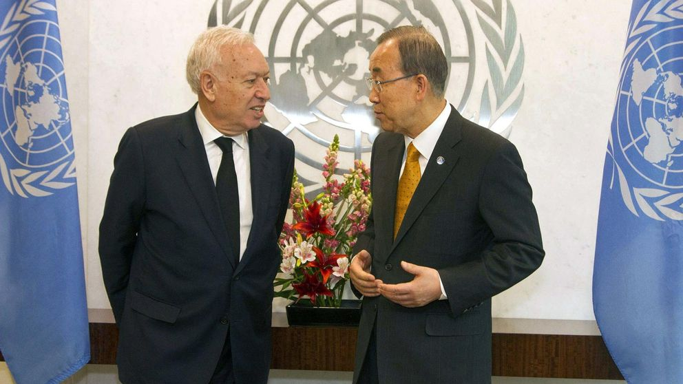 Margallo, en la ONU: La migración es un desafío global a resolver entre todos