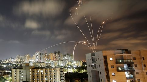 Del piedras contra balas a la Cúpula de Hierro de Israel: así funciona su defensa ante Hamás