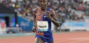 Post de Edward Pingua ya es la nueva y polémica sensación del atletismo: ¿tiene 17 años?