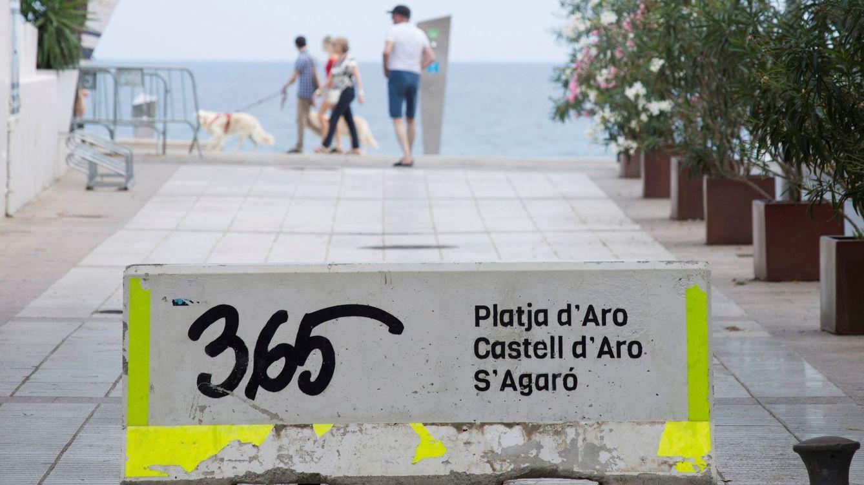 Muere una mujer a 200 metros de la meta en el medio maratón de Playa de Aro (Girona)