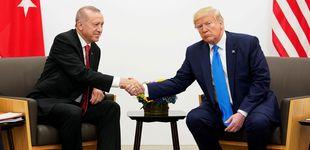 Post de Trump ordena preparar sanciones a Turquía por su ofensiva en Siria contra los kurdos