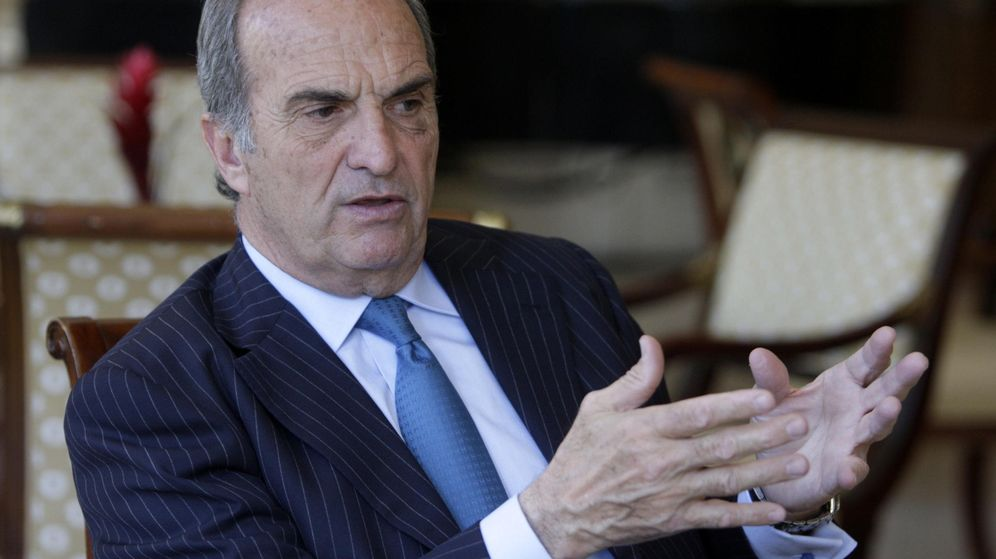 Foto: El presidente de la patronal catalana, Joaquim Gay de Montellà. (EFE)