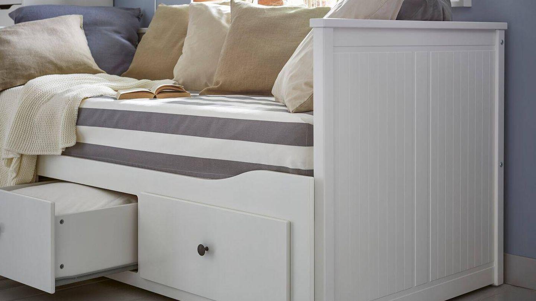Muebles de Ikea para espacios pequeños. (Cortesía)