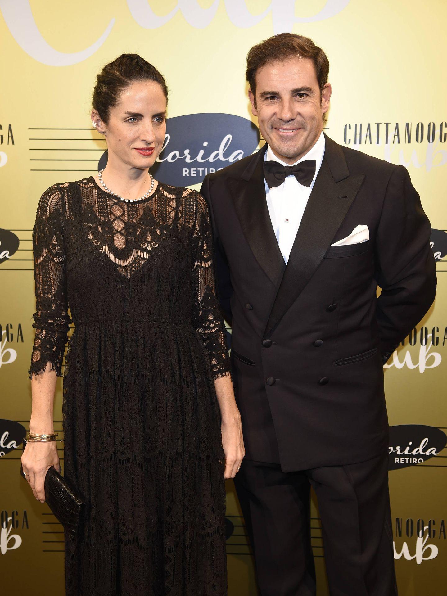 El Litri y Adriana Herrera.