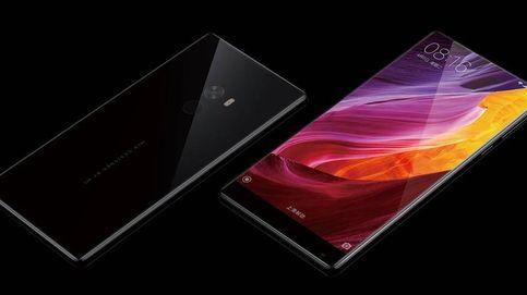 Xiaomi Mi Mix: el móvil chino cuya pantalla ocupa más del 91% del frontal
