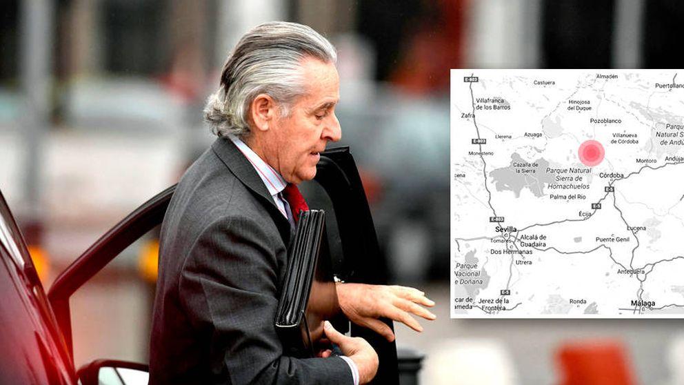 Hallan muerto a Miguel Blesa con un tiro en el pecho en una finca de Córdoba