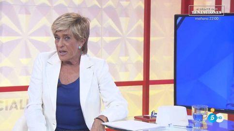 Chelo se estrena como presentadora de 'Socialité' en sustitución de María Patiño