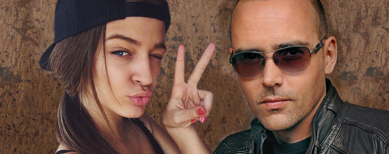 Foto: La joven modelo Laura Escanes y el publicista Risto Mejide (Vanitatis)